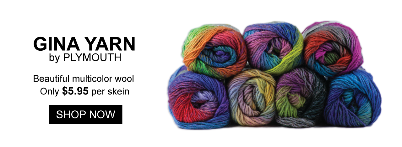 Shop Plymouth Gina Yarn